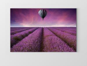 Manzara Tabloları Uçan Balon Tabloları Kanvas Tablo Modelleri Ve