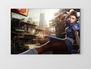 Street Fighter Chun Lee