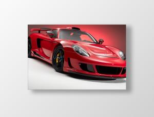 Porsche Carrera Gt Red