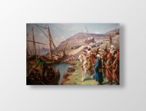 ünlü Ressamların Tabloları Kanvas Tablo Modelleri Ve Kişiye özel
