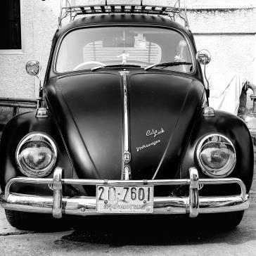 Siyah Woswos Ulaşım Araçları Tabloları Araba Tabloları Klasik Araba
